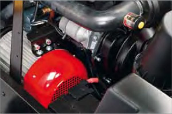 Generator opţional compresor