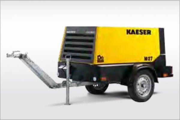 mobile compressor housing