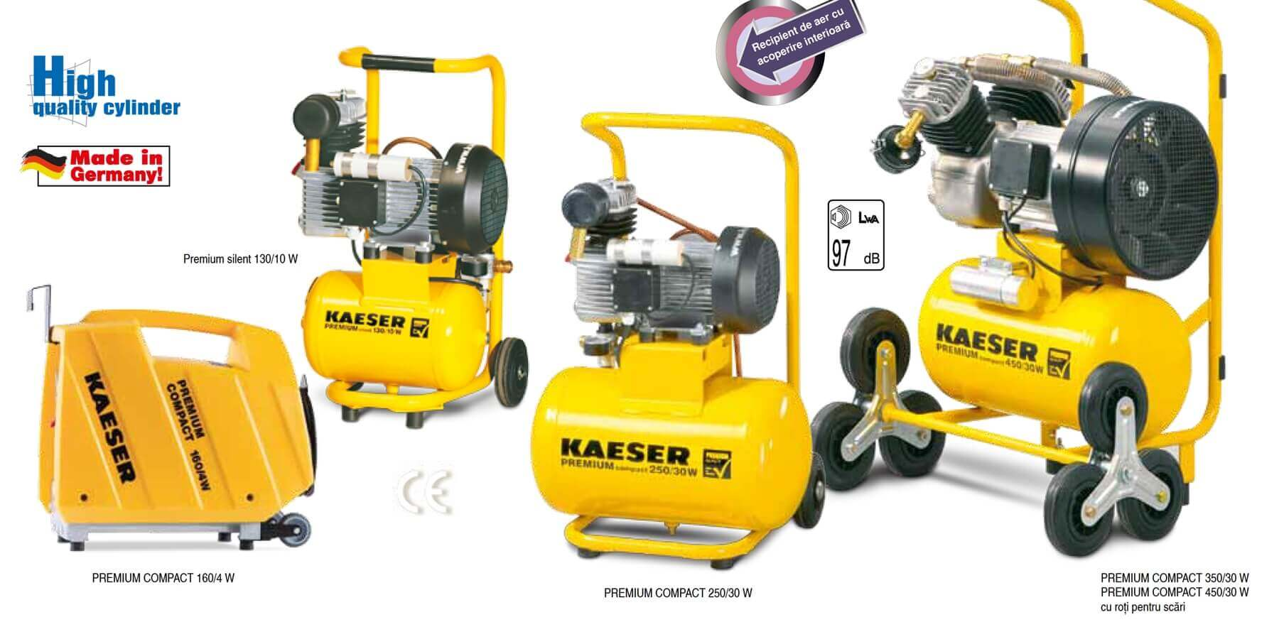 Reciprocating compressors kaeser
