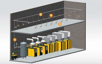 Evaluarea presiunii corecte a sistemului de aer comprimat