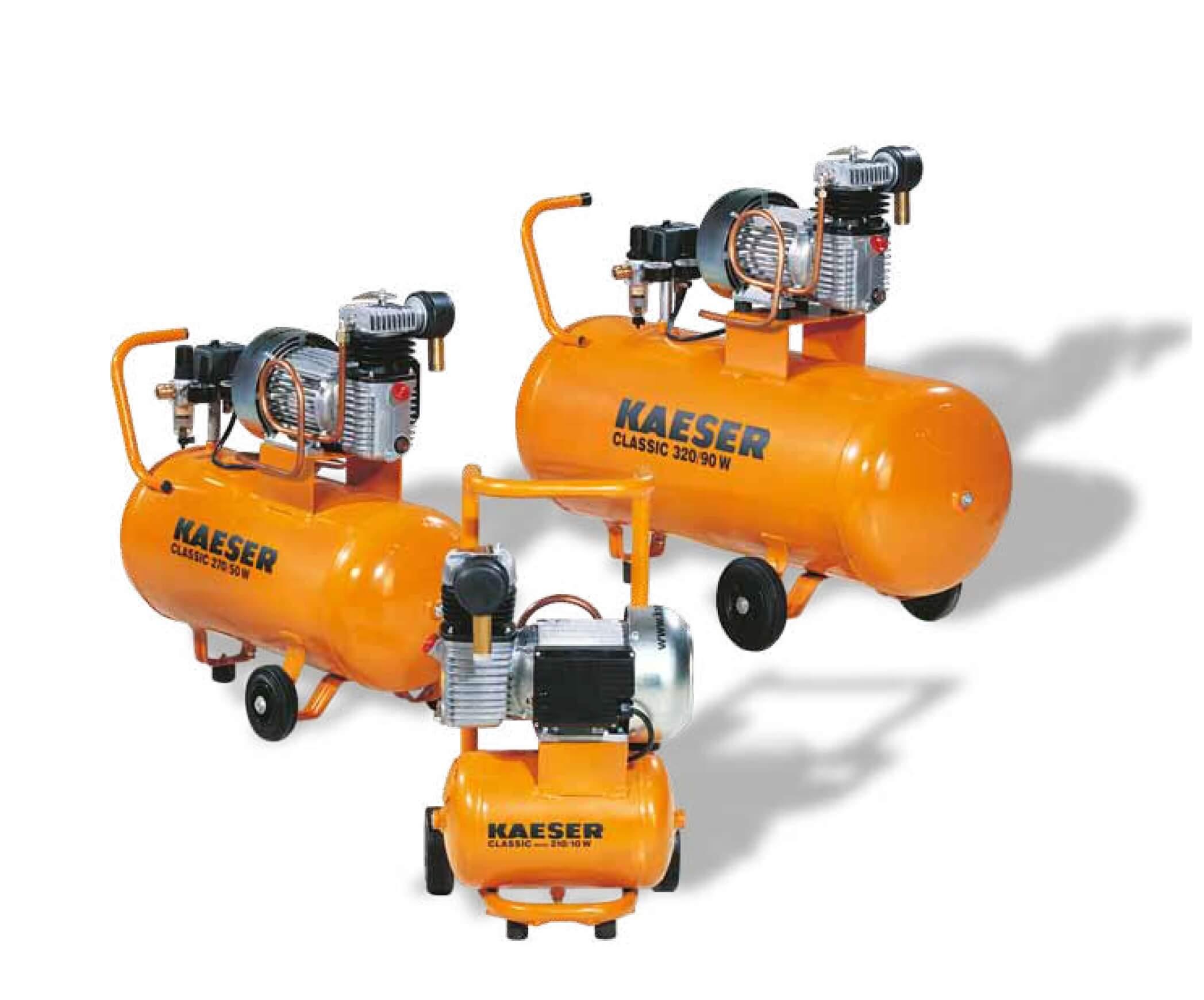 reciprocating compressor classic series