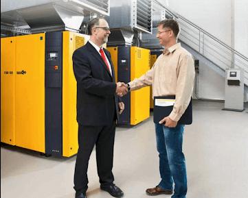 energy efficient reciprocating kaeser compressors